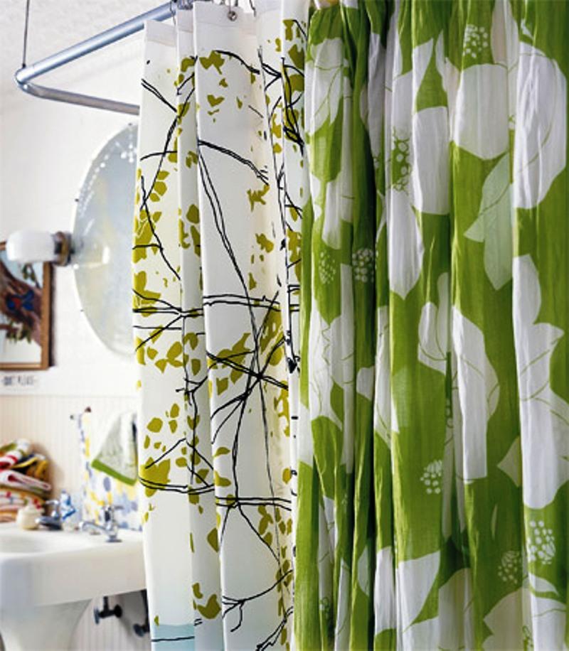 15 Elegant Bathroom Shower Curtain Ideas Home And