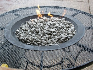 Bahçe Masası Propan Ateş Çukuru