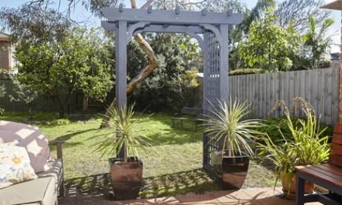 Kereste Bahçe Çardağı