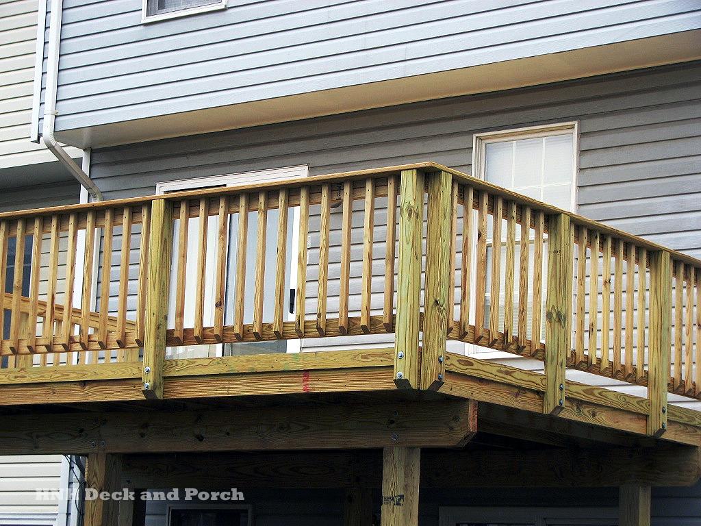 Deck Gallery Hnh Deck And Porch Llc 443 324 5217