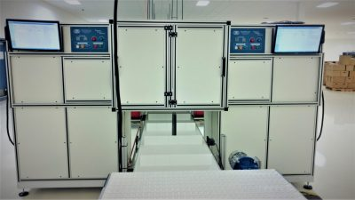 Dual ACI for Automated Product Inspection