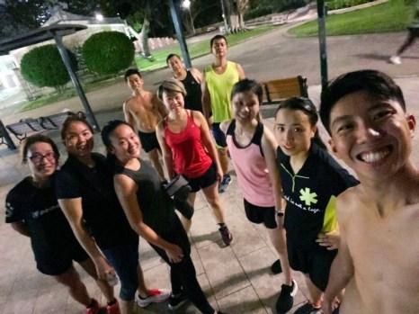 HNR #10公里入門訓練班 九龍仔運動場 2020.7-8月-02