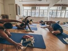 HNR 入門室內瑜伽班 2020年10月-03