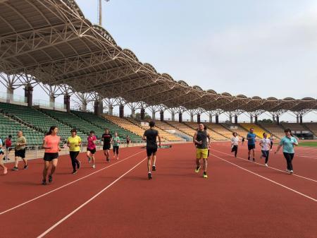 HNR #10公里入門訓練班 小西灣運動場 2021.5-6月-03