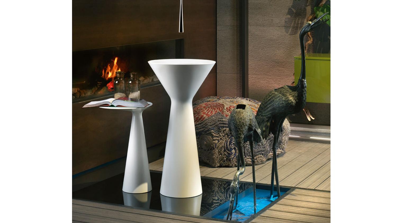 Gessi Cono Freestanding CristalPlant Basin Domayne