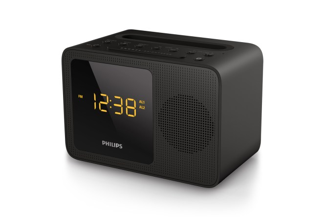 Philips Clock Radio Harvey Norman New