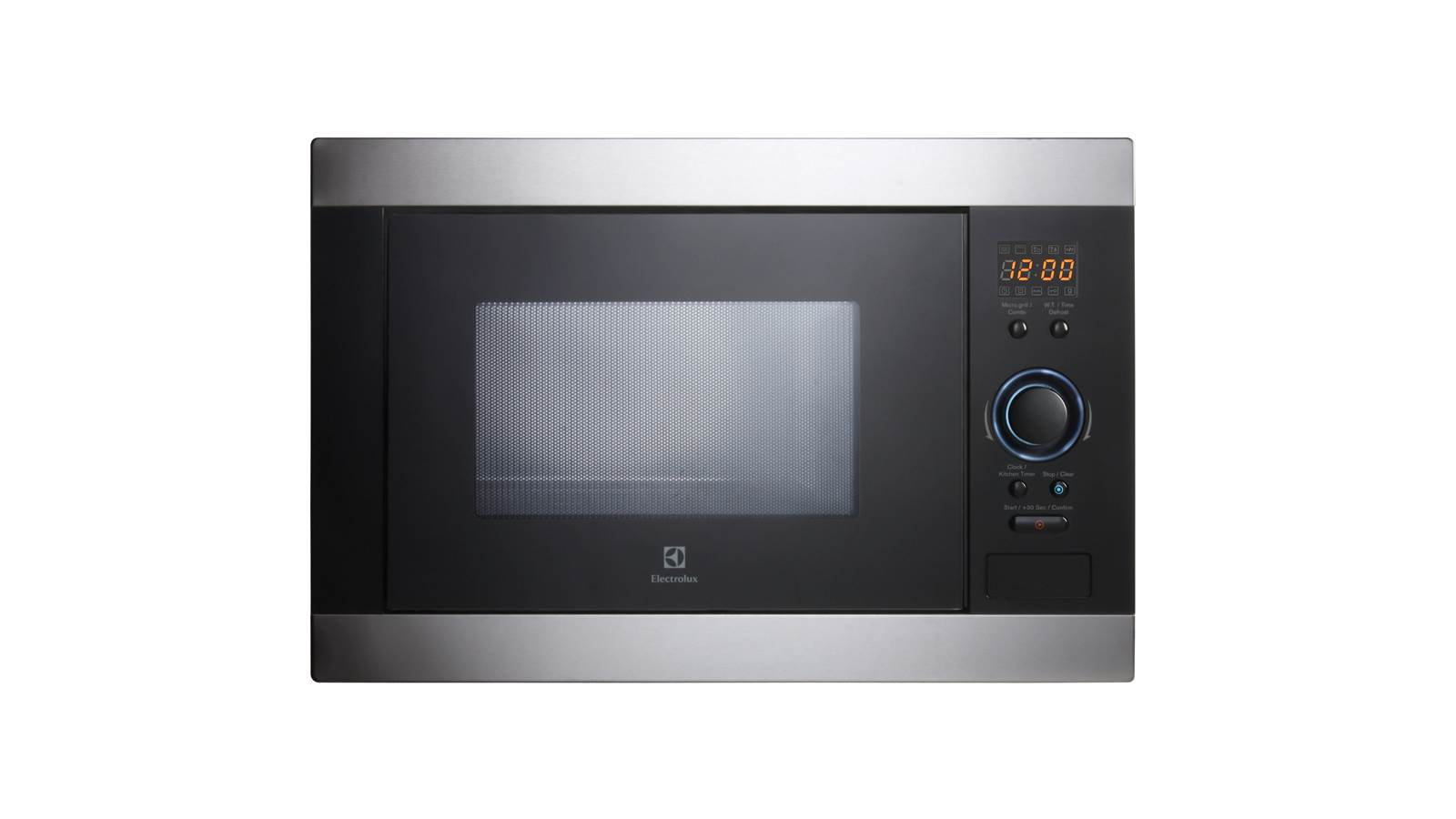 Electrolux 25L Built In Microwave Oven Wgrill Harvey Norman Malaysia