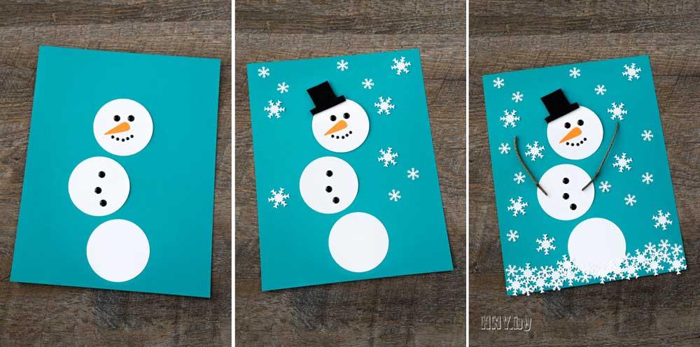 Открытка снеговик шаблон, поздравления рождеством испанском
