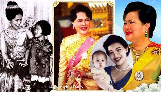 คำขวัญวันแม่ 2555 ราชินีทรงพระกรุณาโปรดเกล้าฯ พระราชทาน