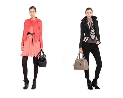 Nine West แฟชั่นเสื้อผ้าวินเทอร์เก๋ๆ สำหรับฤดูหนาว 2013