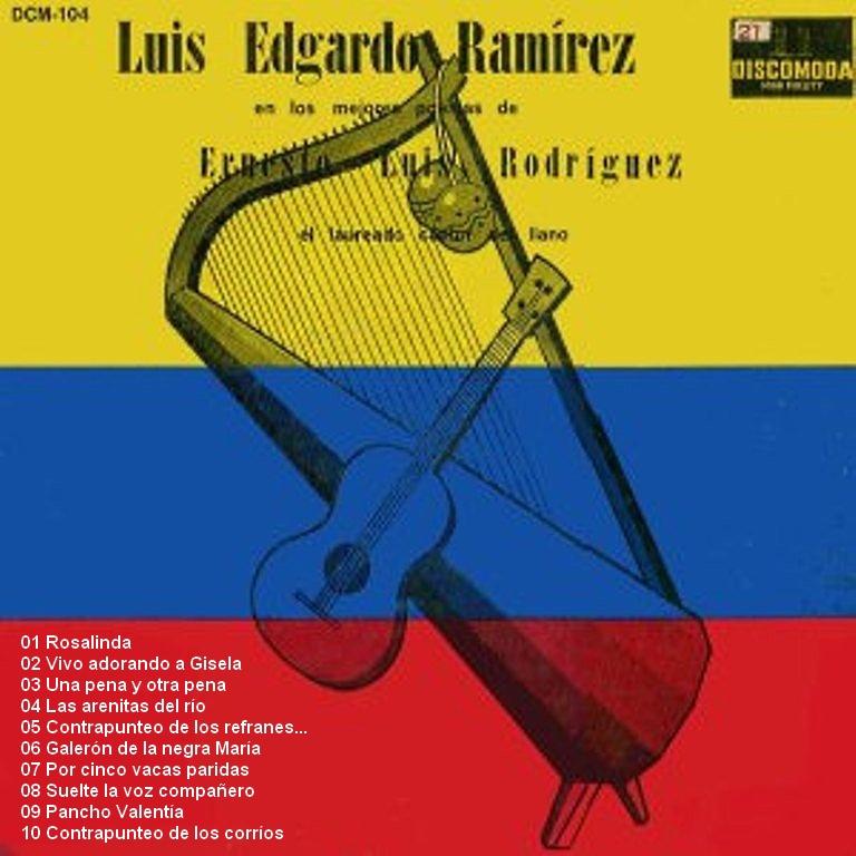 Luis Edgardo Ramírez - Los Mejores Poemas De Ernesto Luis Rodríguez