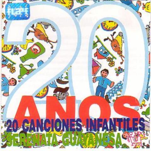 Serenata Guayanesa - 20 Años, 20 canciones infantiles - 1991 (1/2)