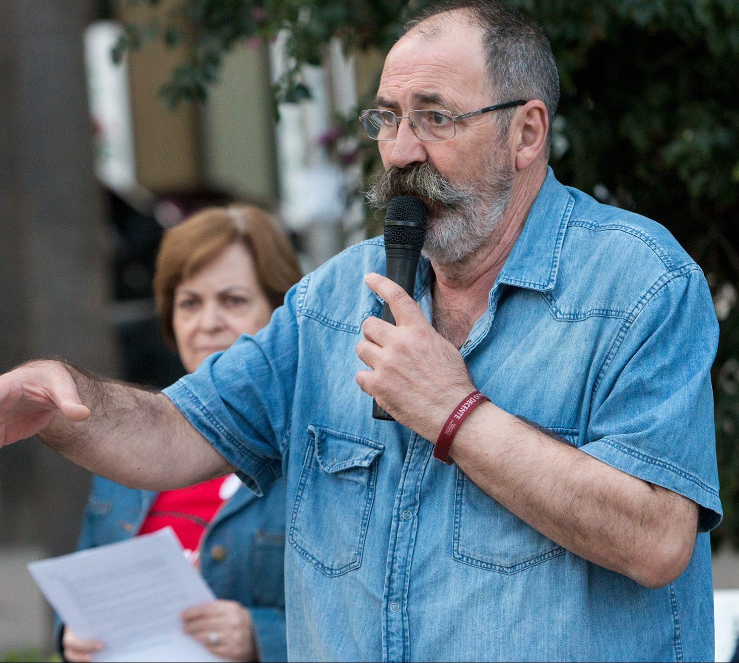 Entrevista José Ignacio Gámez, Jornada Mundial por el Trabajo Decente