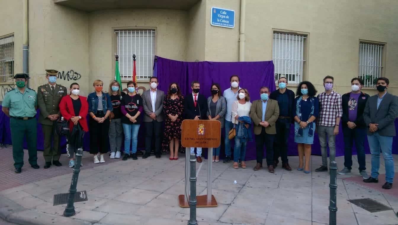 Acto del día Mundial por el Trabajo Decente en Jaén