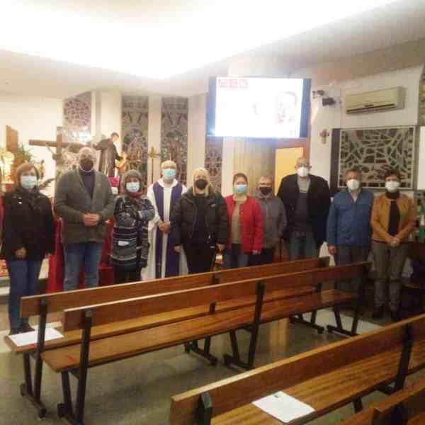 Eucaristía de acción de gracias en el aniversario de la muerte de Guillermo Rovirosa y Tomás Malagón.