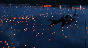 đèn hoa đăng 2