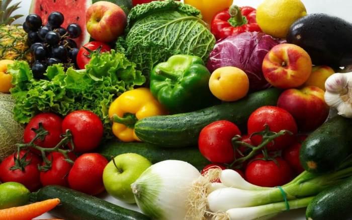 Người bệnh nên ăn nhiều rau củ quả