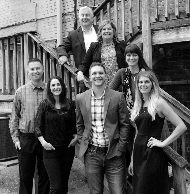 Team photo of the Hoagland Group