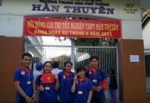 Trường THPT Hàn Thuyên