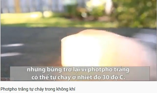 Photpho trắng
