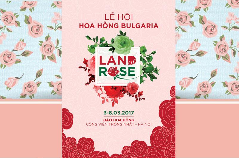 Lễ hội hoa hồng Bulgaria lần đầu tiên đến Việt Nam