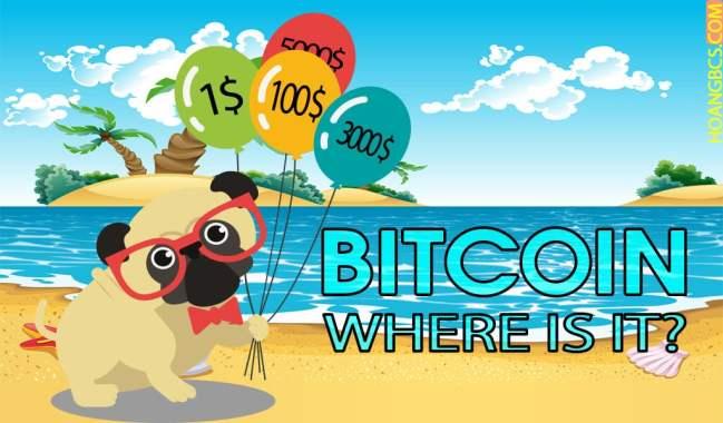 Bitcoin lúc nào mọi người cũng nói giá quá cao, Điên mới mua!