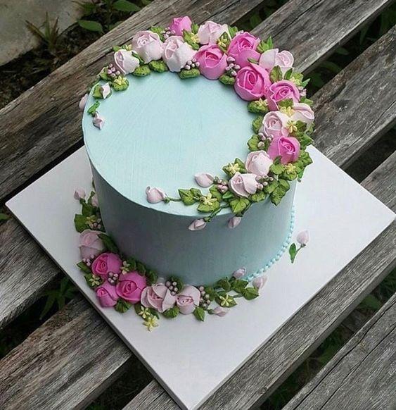 hoa bánh sinh nhật