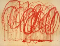 TWOMBLY - Untitled [Bacchus Series] (2005)