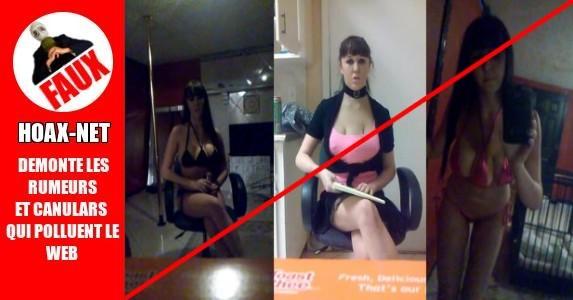 NON, Jasmine Tridevil n'est pas une femme à 3 seins comme dans Total Recall.