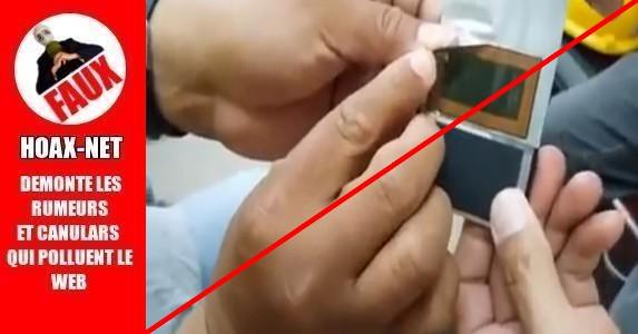 NON, les batteries Samsung Galaxy S4 ne peuvent pas vous espionner !