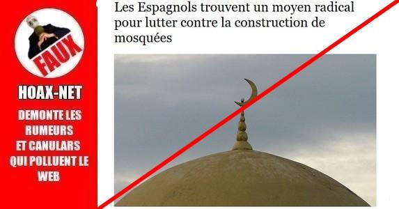 Non, le cochon n'empêche pas la construction de mosquées