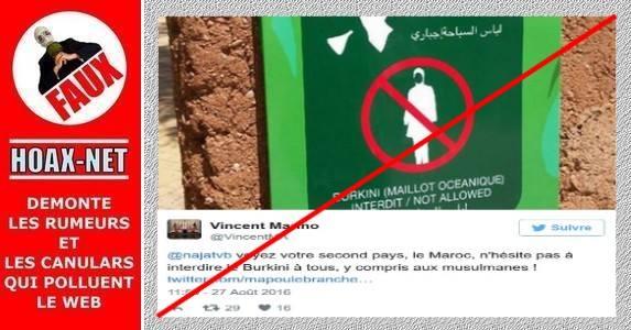 Non, le Maroc et le Quatar n'ont pas pris de nouvelles mesures concernant la tenue vestimentaire