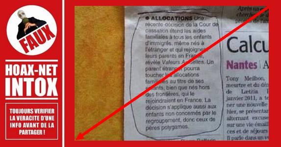 Qu'on se le dise une fois pour toutes : la polygamie n'apporte aucun avantage puisque INTERDITE EN FRANCE.