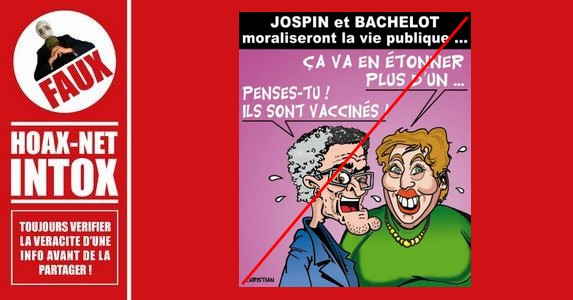 Non, Jospin n'a pas été payé 122 000 euros pour ce travail