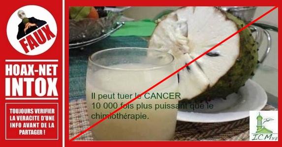 Le Corossol, fruit du Graviola : un anticancéreux caché par l'industrie pharmaceutique ?
