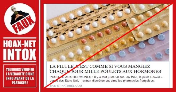 Mensonges autour de la pilule contraceptive