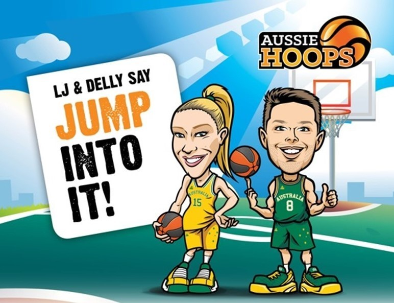 Aussie Hoops starts this Thursday (25 March) with former NBL player Mark Nash!