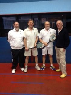 Retirees Tournament