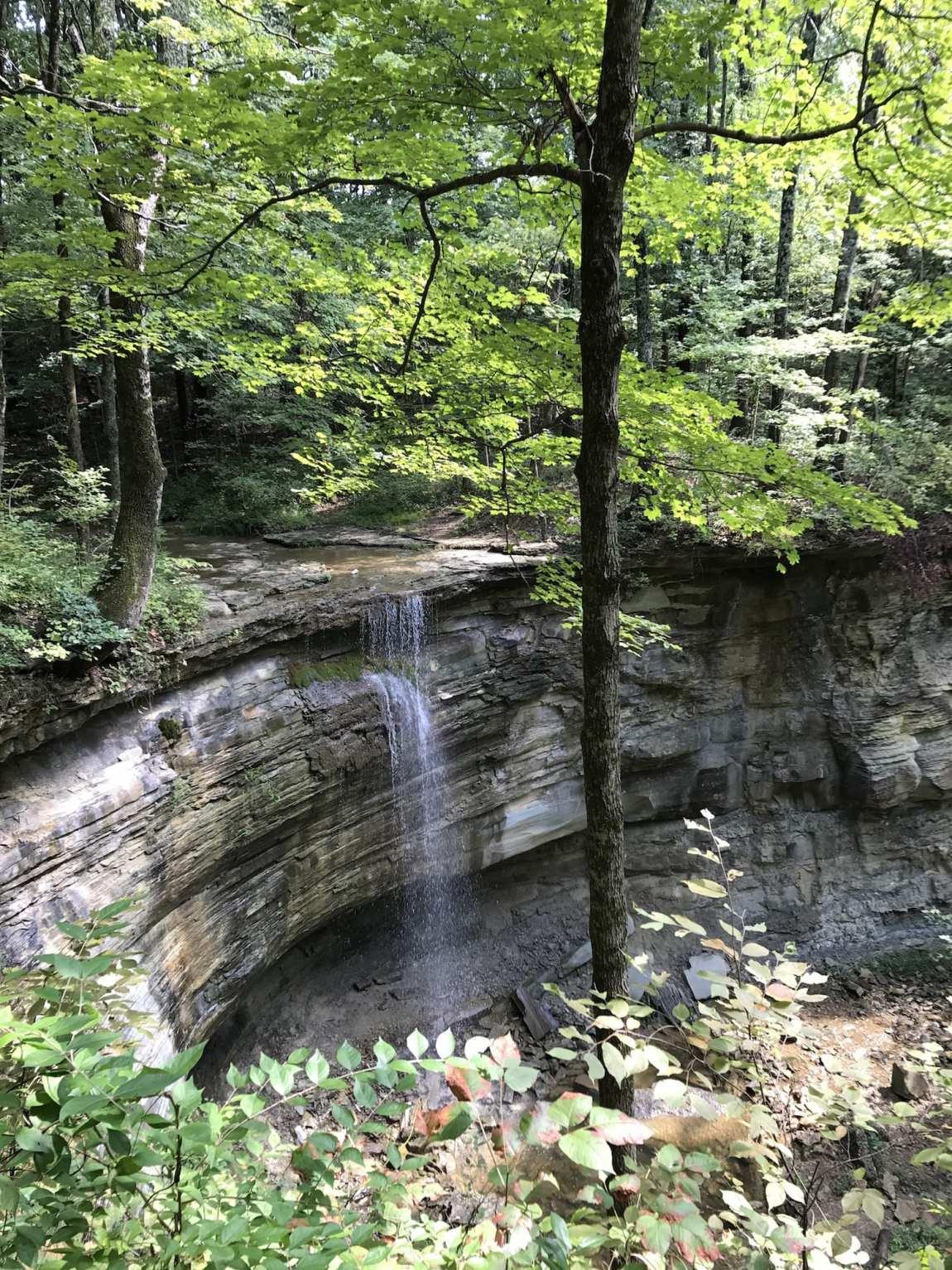 Fairmount Falls: Louisville, Kentucky - Hobbies on a Budget
