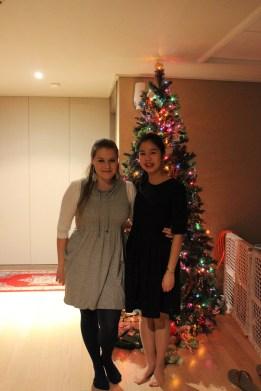 Weihnachten in Daegu!