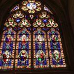 Fra Notre Dame katedralen i Bayeux