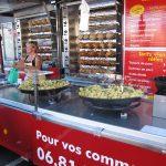 Nygrillet kylling - Markedet i Bayeux