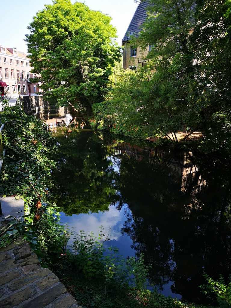 Kanal i Brugge