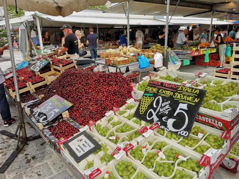 Marked i Brugge