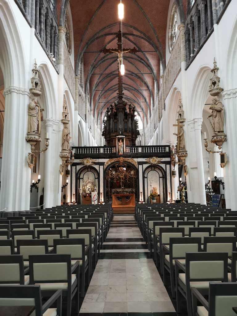 Vår Frue kirke eller Onze-Lieve-Vrouwekerk