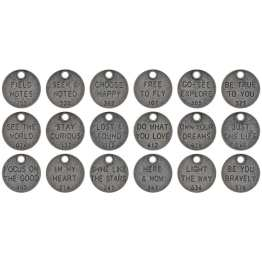 Idea-ology Tim Holtz Thought Tokens (TH94024)