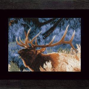 Lanarte Borduurpakket - Brullende Hert