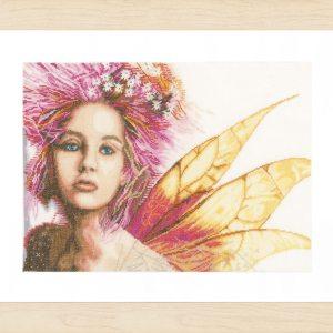 Lanarte Borduurpakket - Fairy