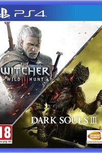 The Witcher 3 Wild Hunt + Dark Souls Iii - Ps4