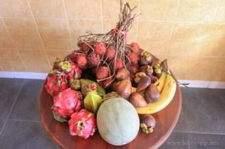 5 кг пресни плодове за закуска - Кута, Бали